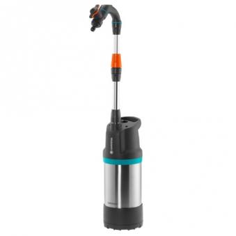 Regenfasspumpe 4700/2 inox automatic Bild 1