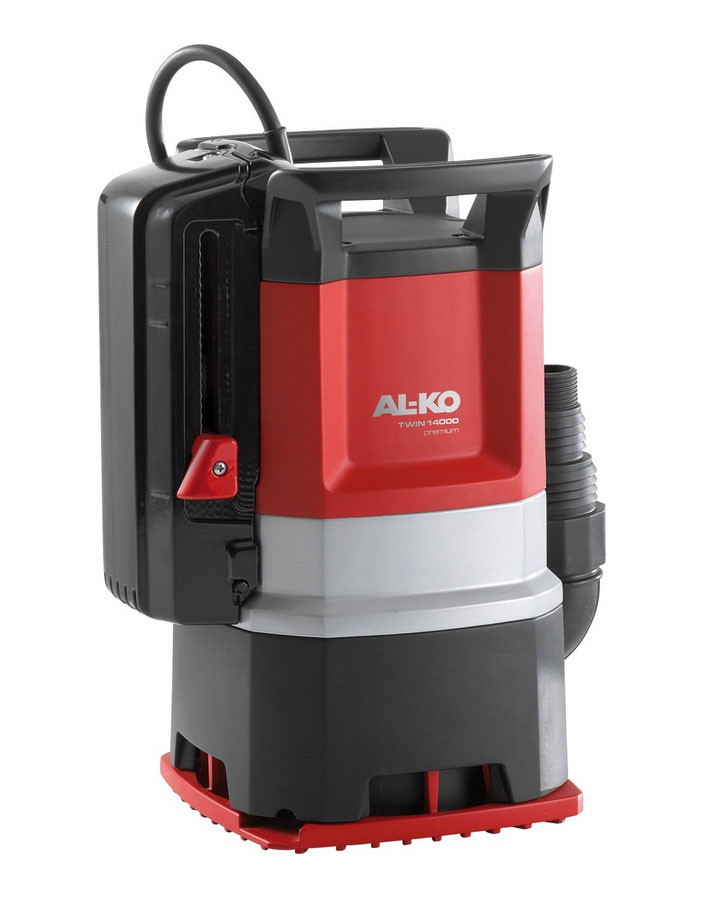 AL-KO Combi-Tauchpumpe TWIN 14000 Premium 1000 W 15000 l/h Bild 1