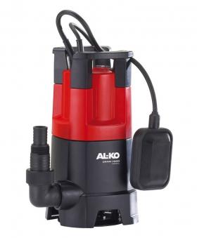 AL-KO Schmutzwasser Tauchpumpe DRAIN 7000 Classic 350W 7000 l/h Bild 1