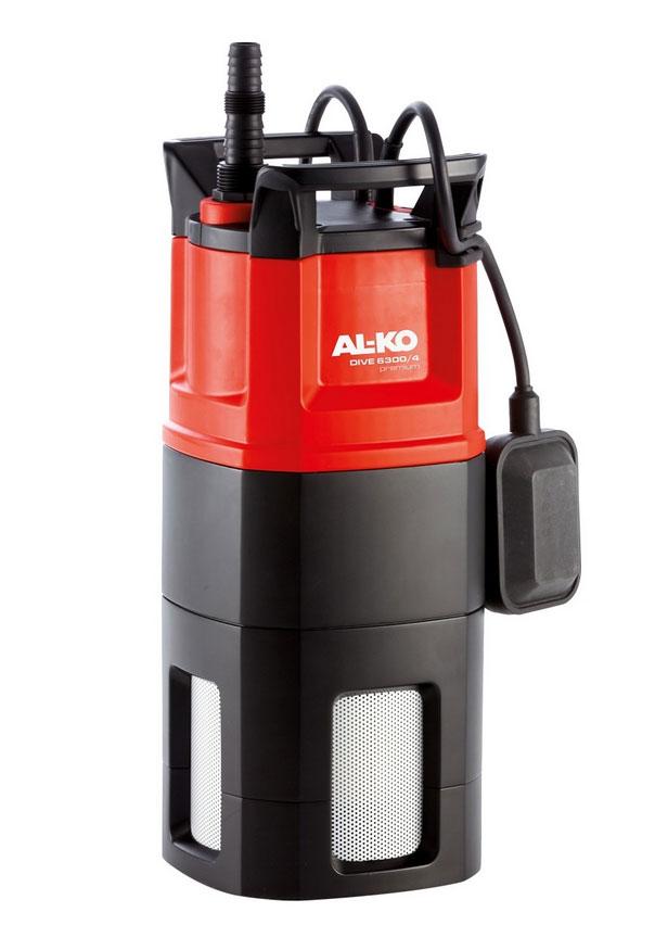AL-KO Tauch-Druckpumpe DIVE 6300/4 E 1 kW 6300 l/h Bild 1