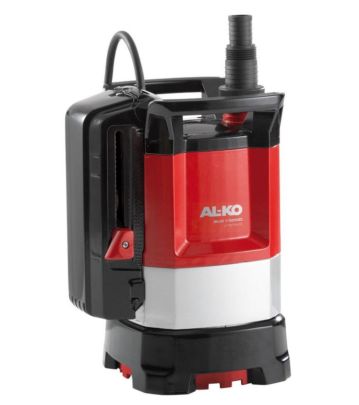 AL-KO Tauchpumpe SUB 13000 DS Premium 650 W 10500 l/h Bild 1
