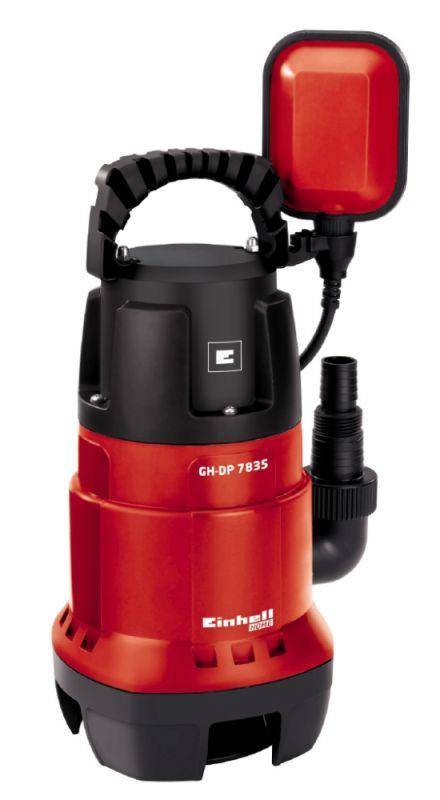 Einhell Schmutzwasserpumpe GC-DP 7835 780 Watt Bild 1