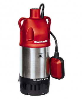 Einhell Tauchdruckpumpe GC-DW 900 N 900 Watt Bild 1