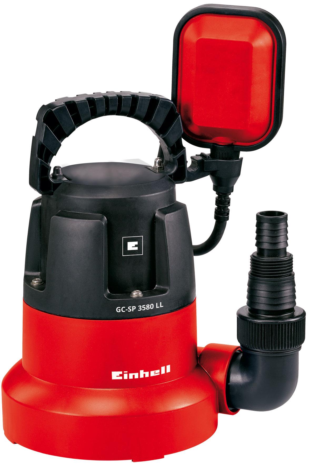Einhell Tauchpumpe GC-SP 3580 LL 350W 8000l/h Bild 1