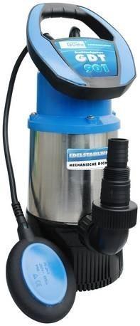 Güde Klarwasser Drucktauchpumpe GDT 901 800W Bild 1