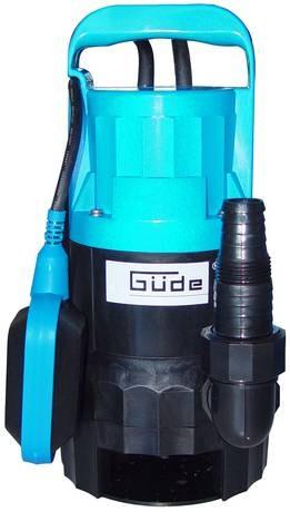 Güde Schmutzwasser Tauchpumpe GS 4000 400W Bild 1