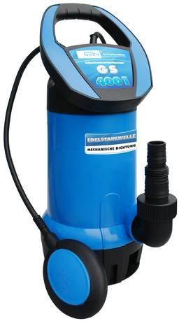 Güde Schmutzwasser Tauchpumpe GS 4001 400W Bild 1