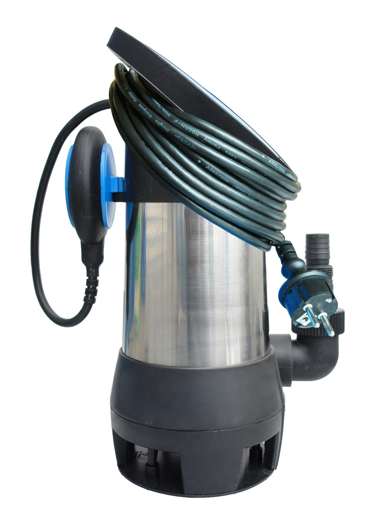 Güde Schmutzwasser Tauchpumpe GS 7501 I 750W Bild 2