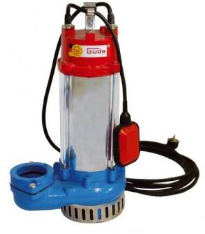 Güde Schmutzwasser Tauchpumpe PRO 2200 A 2200W Bild 1