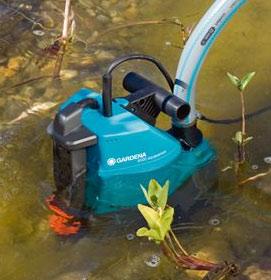GARDENA Comfort Schmutzwasserpumpe 8500 aquasensor 01797-20 Bild 2