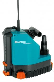 GARDENA Comfort Tauchpumpe 9000 aquasensor 01783-20 Bild 1