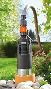 GARDENA Premium Tiefbrunnenpumpe 6000/5 inox automatic 01499-20 Bild 2