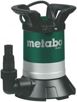 Metabo Klarwasser-Tauchpumpe TP 6600 250 Watt Bild 1
