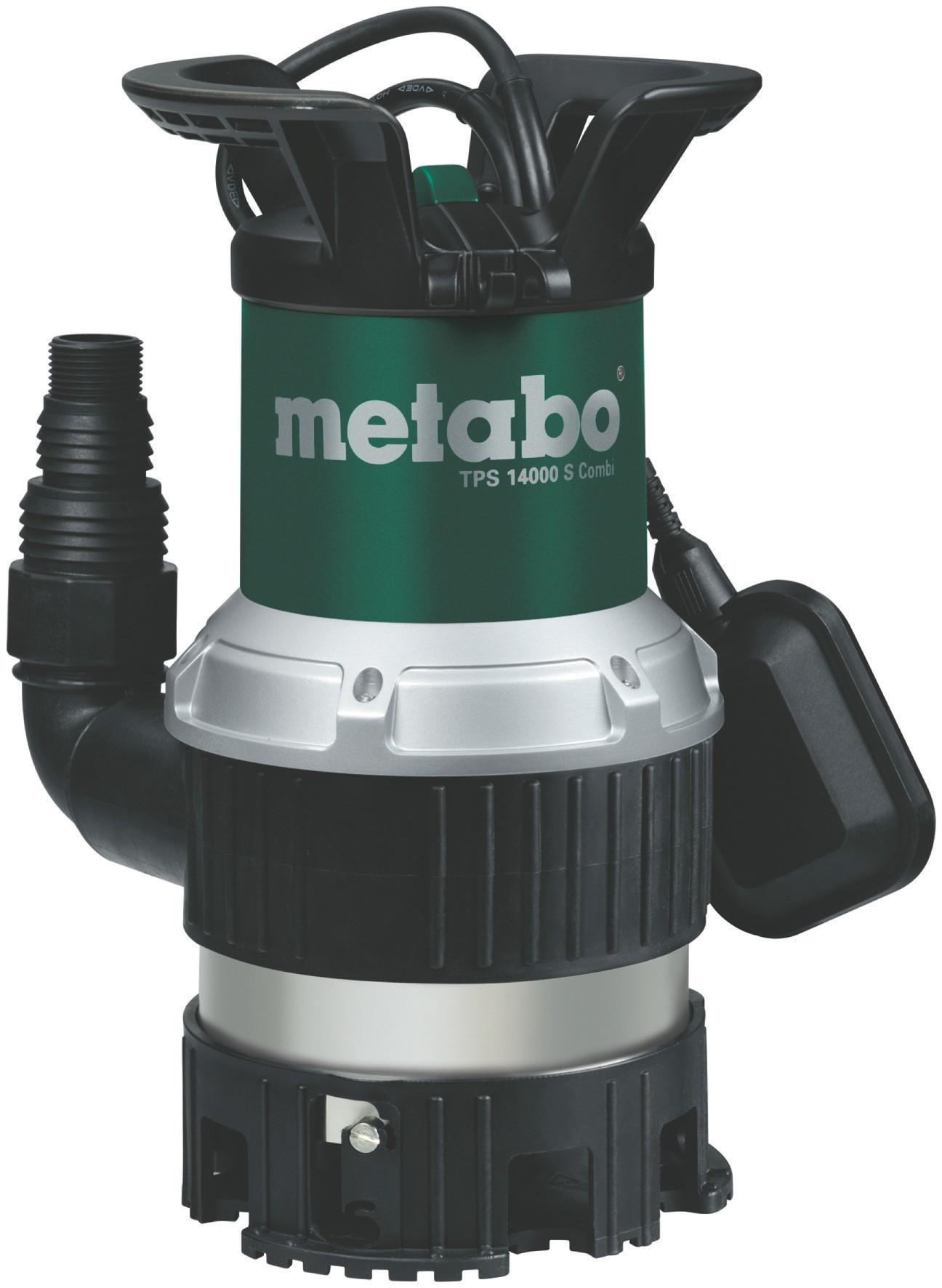 Metabo Kombi Tauchpumpe TPS 14000 S Combi 770 Watt Bild 1
