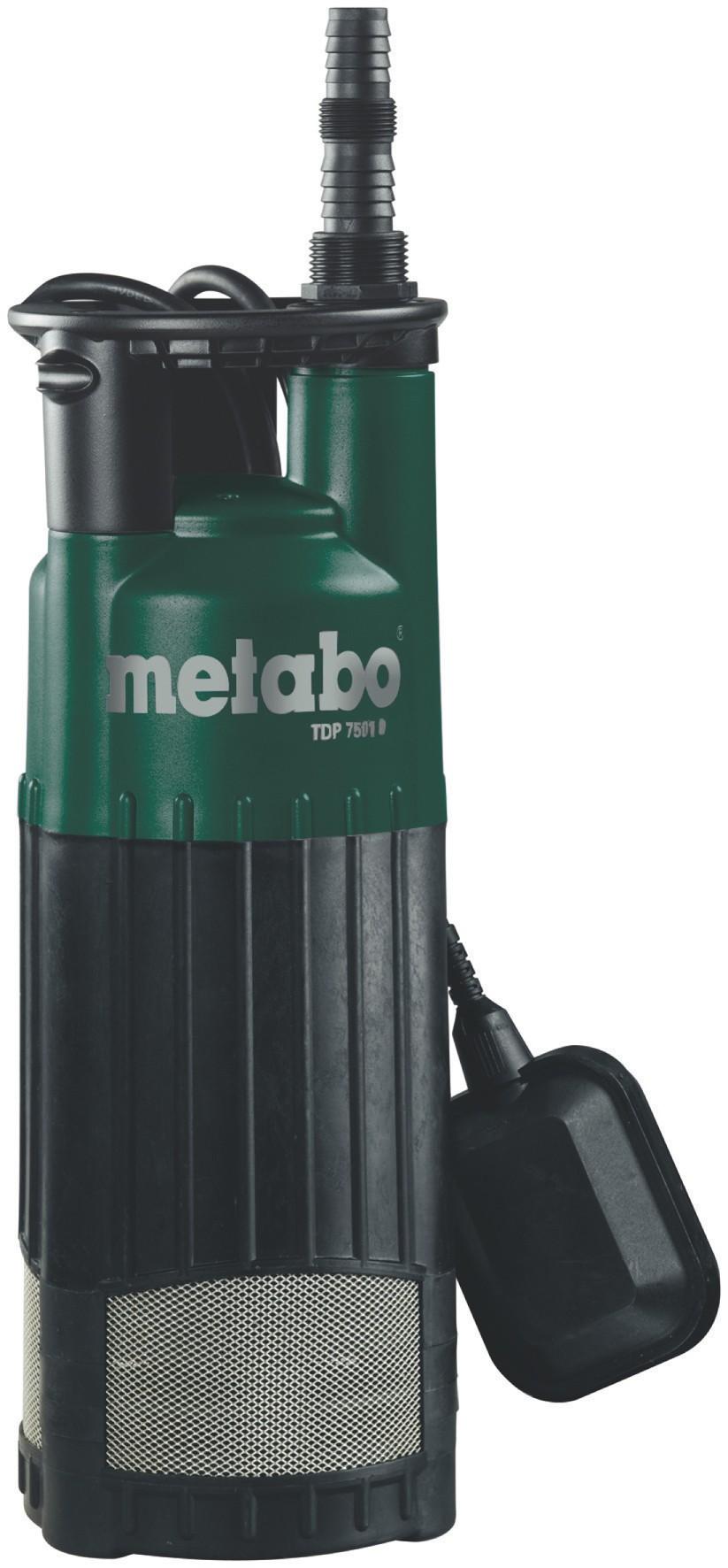 Metabo Tauchdruckpumpe TDP 7501 S 1000 Watt Bild 1