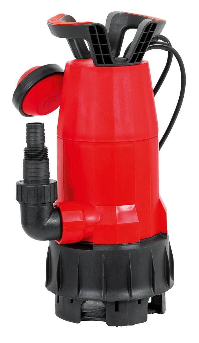 Schmutzwasser Tauchpumpe Grizzly TKP 750 K Kombi 3in1 750Watt Bild 3