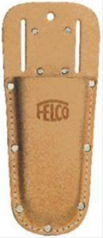 FELCO Lederträger Nr.910 mit Schlaufe und Klammer Bild 1