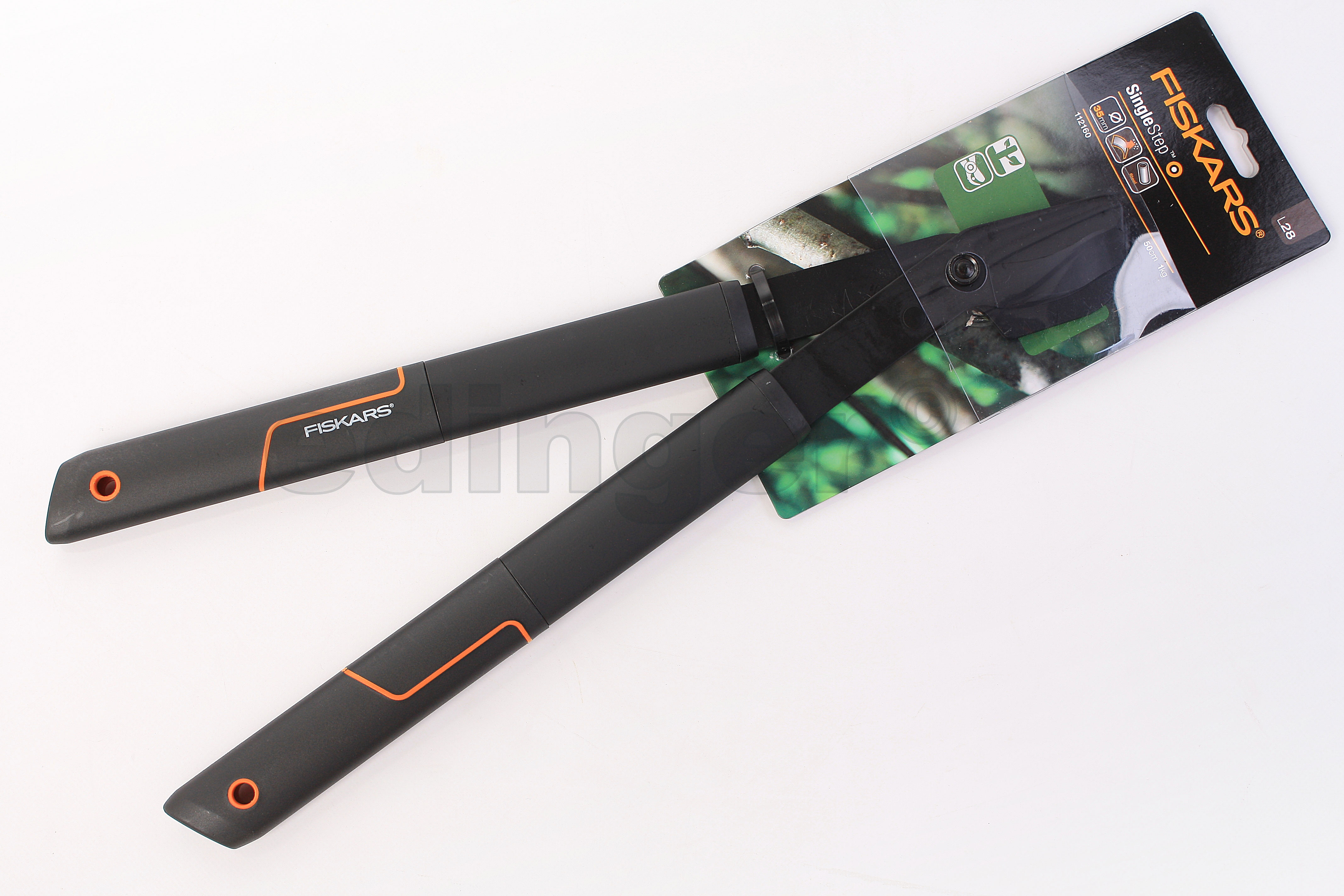 FISKARS Astschere L28 SingleStep Bypass 50cm Bild 1