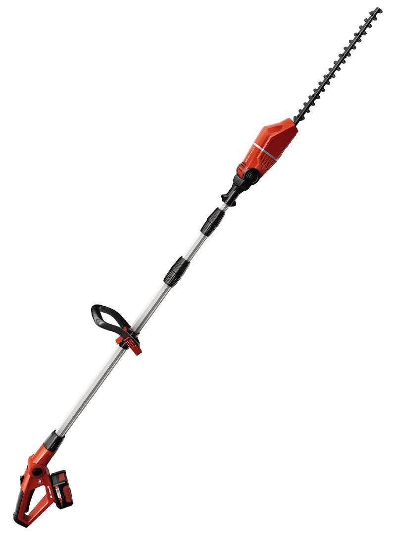 Einhell Akku-Heckenschere GE-HH 18 LI T Kit Schnittlänge 40cm Bild 1