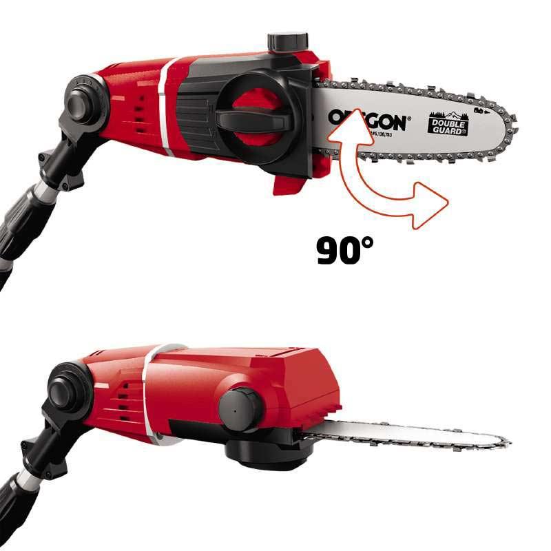 Einhell Akku Multifunktionswerkzeug-GT GE-HC 18 Li T Kit Bild 4