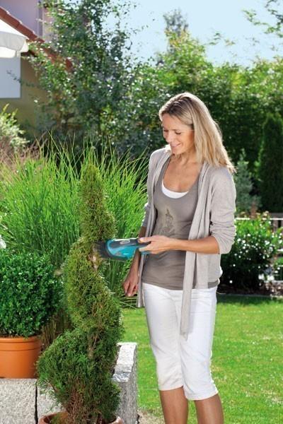 gardena accu grasschere classiccut 08885 20 bei. Black Bedroom Furniture Sets. Home Design Ideas