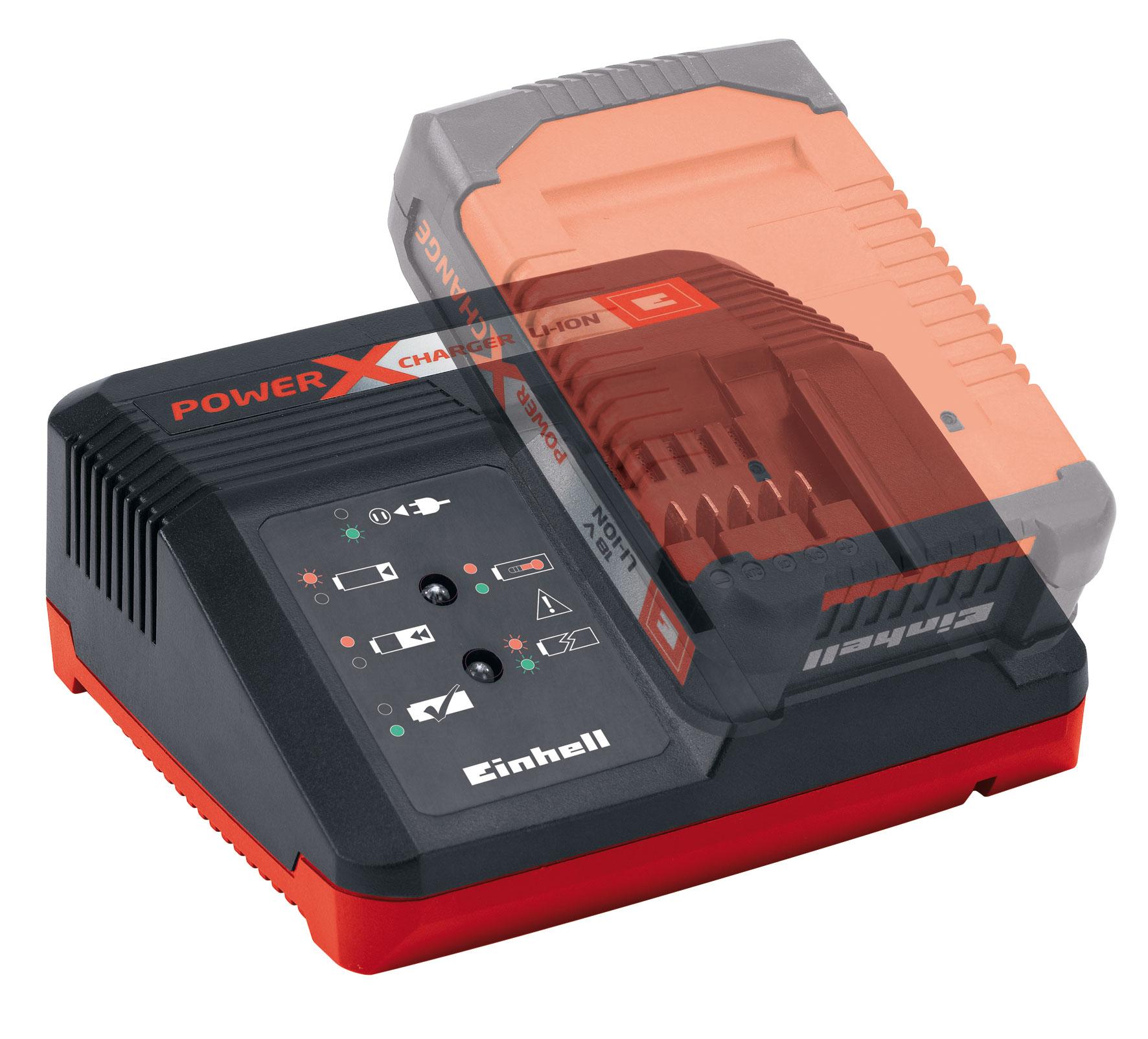 Akku Schnell-Ladegerät Power-X-Charger 18V 30min Bild 2