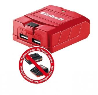 Einhell USB-Akku-Adapter TE-CP 18 Li USB-Solo 18 V ohne Akku Bild 1