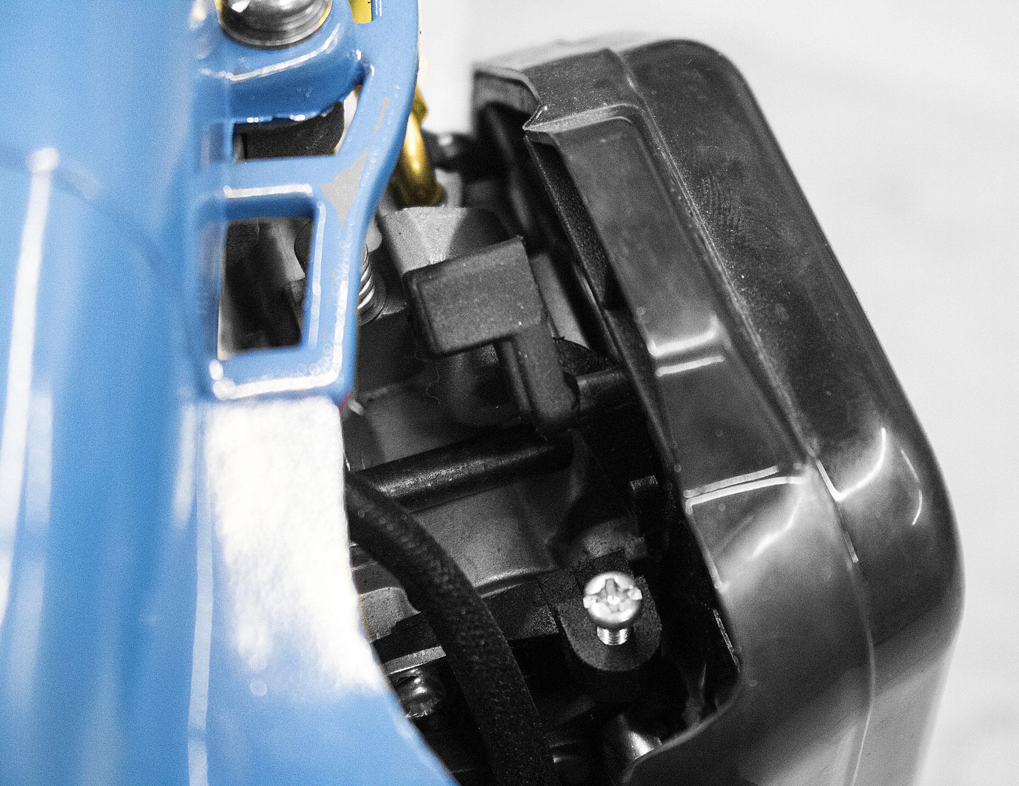 Benzin Heckenschere GMH 550 Güde Schnittlänge 51cm Bild 3