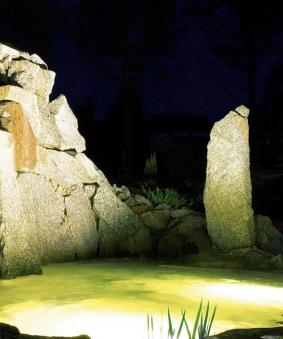 Heissner Gartenbeleuchtung Teichbeleuchtung LED 3-Set U403-T Bild 3
