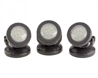 Teich Beleuchtung / LED Spot Set Pontec PondoStar LED Set 3 Bild 1