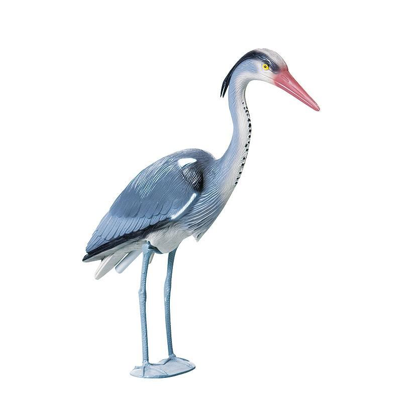 Teichfigur Heissner Heron / Fischreiher Bild 1