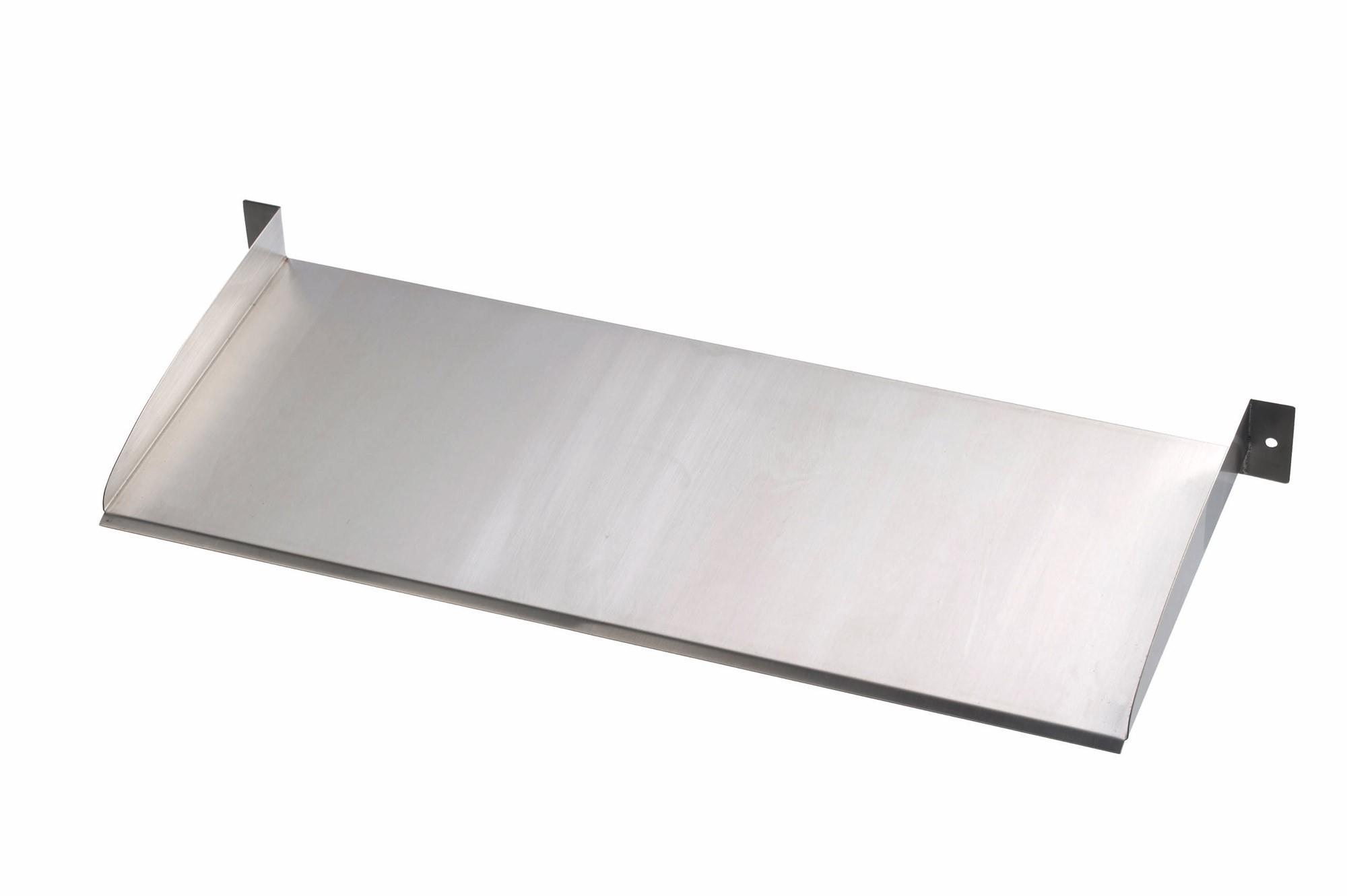 Ubbink Edelstahl-Überlauf-Element Brisbane 60cm Bachlauf Bild 1