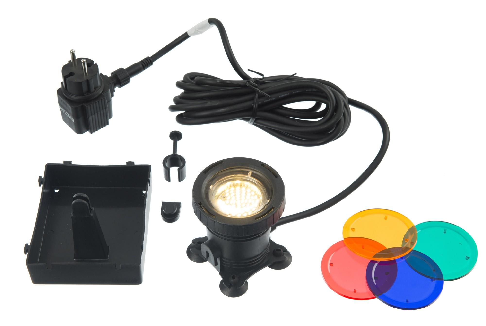 Unterwasserbeleuchtung / Teichbeleuchtung Ubbink Aqualight 30 LED Bild 1