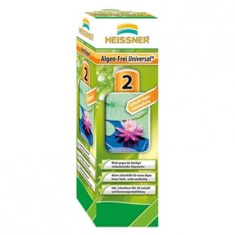 Algenfrei Universal Heissner Teichpflege 250ml Bild 1