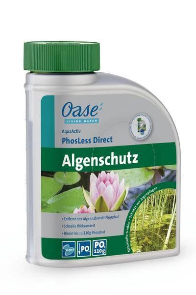 Algenschutz Oase AquaActiv PhosLess Direct 500ml Bild 1