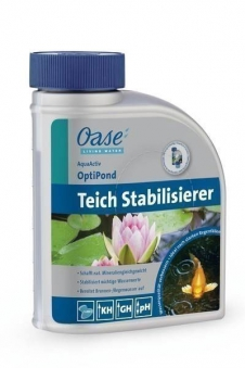 Teichoptimierer Oase AquaActiv OptiPond 500ml Bild 1