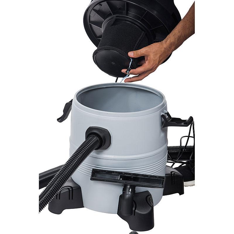 Teichschlammsauger Basic 3000L/h Heissner F635N-00 Bild 2