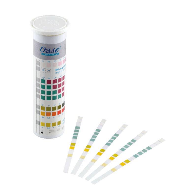 Wasseranalyse Oase QuickSticks 6in1 Bild 1