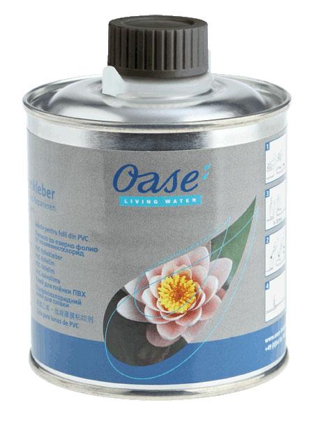 Oase pvc folienkleber 250 ml bei for Gartenteich oase