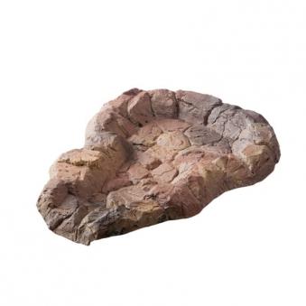 Heissner Bachlaufschale sandfarben 73x53x7cm Bild 1