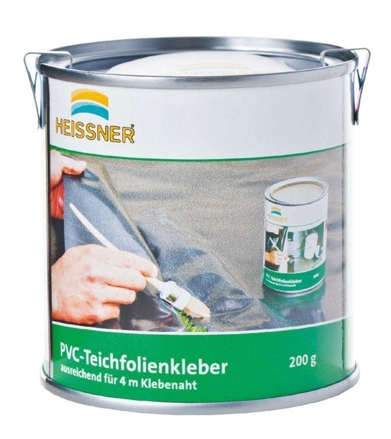 Heissner PVC-Kleber für Gartenteich PVC-Folien-Quellschweißmittel 200g Bild 1