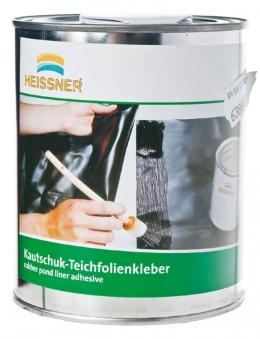 Folienkleber Gartenteich / Kautschuk-Folien-Kleber Heissner 1 Liter