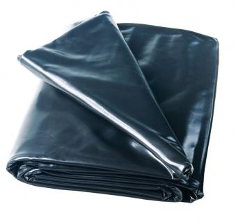 Heissner PVC Teichfolie 0,5mm schwarz 6x6m Bild 1