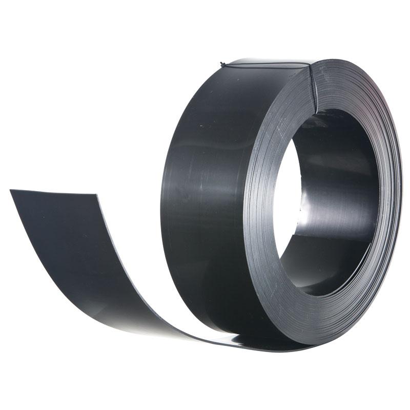 Teichrandband Heissner 15m schwarz Bild 1