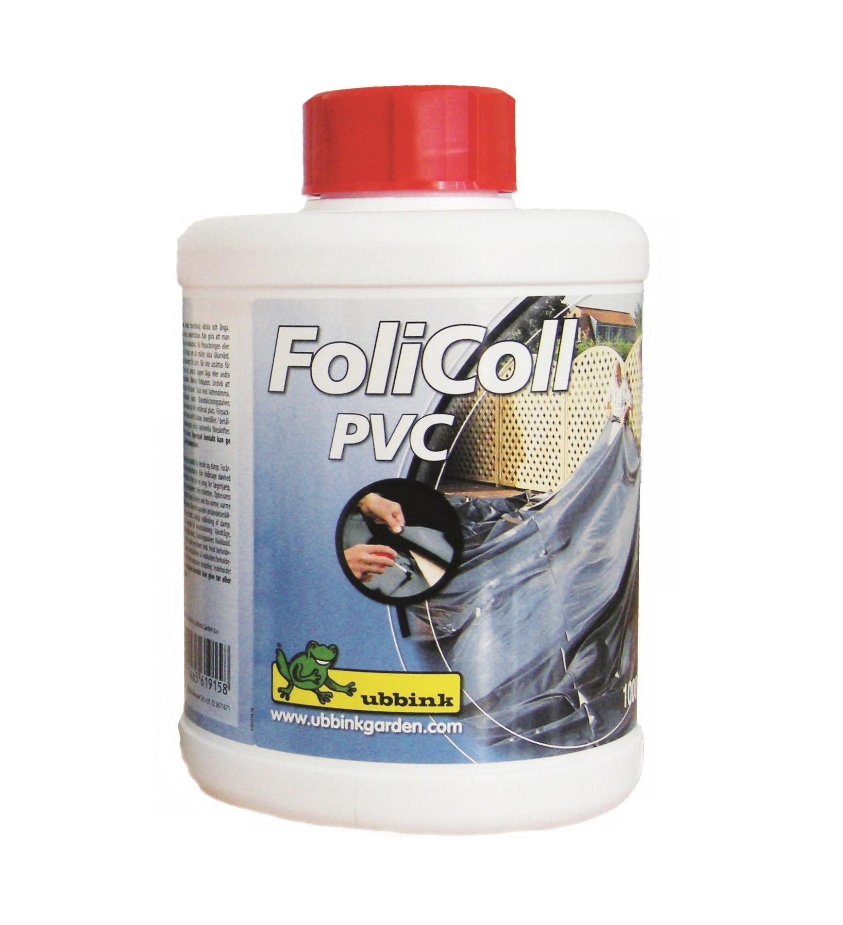 Ubbink FoliColl Kleber für PVC Teichfolien 1000 ml Bild 1