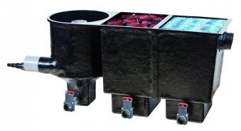 Durchlauffilter Heissner Apollo L mit Filtermaterial F321-00 Bild 1