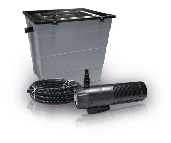Durchlauffilter-Set Heissner HLF-6000-00 Bild 1