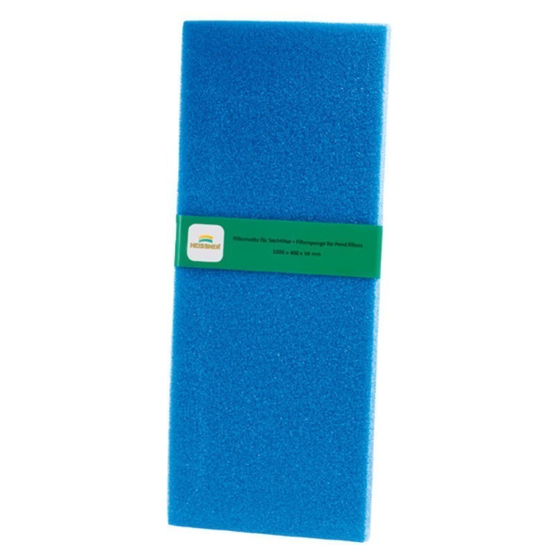 Filtermatte blau 10ppi 100x40x5cm Heissner ZF821-00 Bild 1