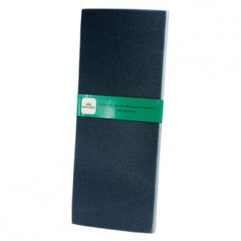 Filtermatte schwarz 30ppi 100x40x5cm Heissner ZF822-00 Bild 1