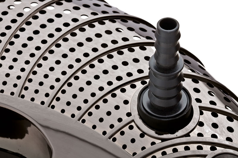 Filterpumpe Bachlaufpumpe Heissner Aqua Craft ECO P 5100E-00 Bild 3
